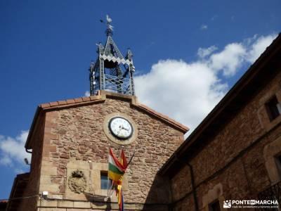 Siete Villas - Alto Najerilla, La Rioja;trekking europa sendero ecologico gredos senderismo